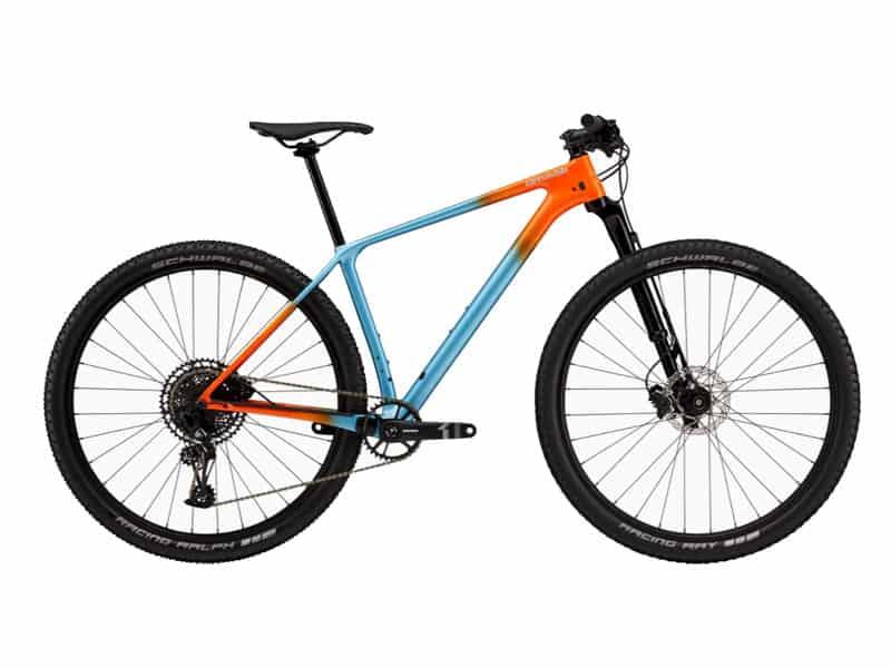 Bicicleta Cannondale FSI