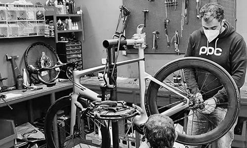 Taller de Bicicletas Montecarmelo