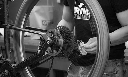 Arreglo de Bicicletas