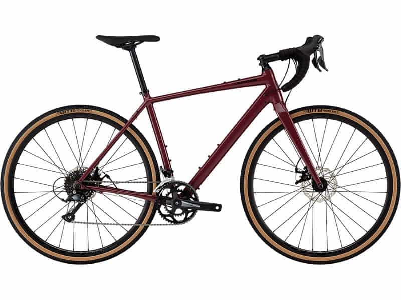 Bicicleta Cannondale Topstone 3